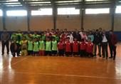 پایان مسابقات فوتسال سپاه با معرفی تیمهای برتر