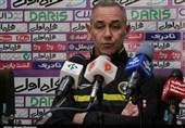 اصفهان| تکسیرا: میدانستیم مقابل پارس باید تمرکز زیادی داشته باشیم