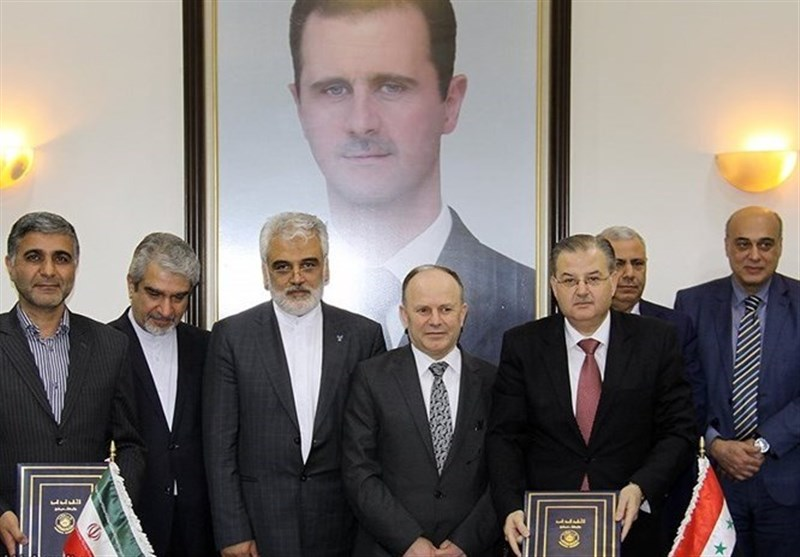Iran, Syria Sign Academic Cooperation Deal
