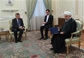 روحانی در دیدار سفیر جدید عراق: روابط ایران و عراق الگویی مثال زدنی در منطقه است