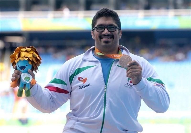 نفر سوم پارالمپیک 2016 مدالش را برای تأمین هزینهها به حراج گذاشت