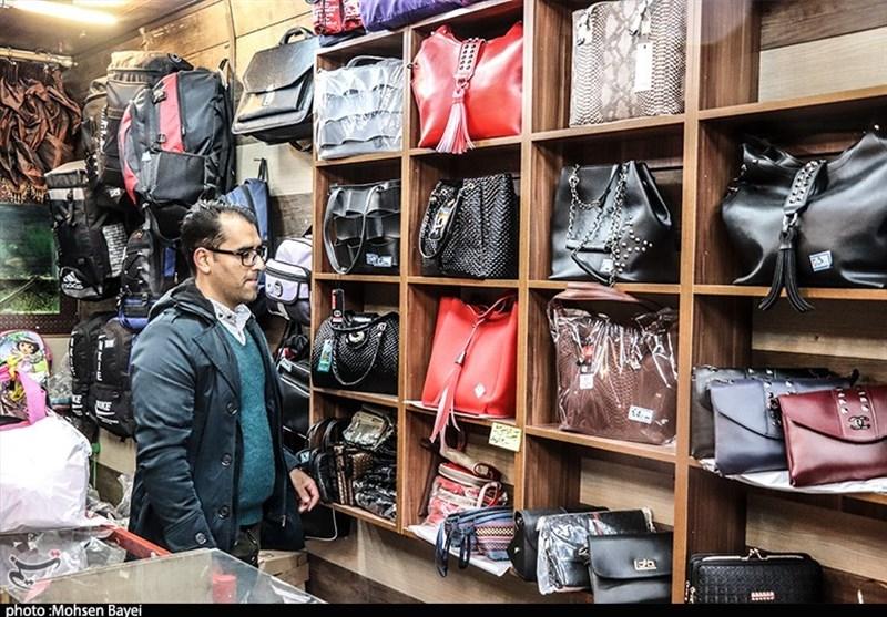 بازار کیف و کفش کاشان در آستانه نوروز بیرونق است