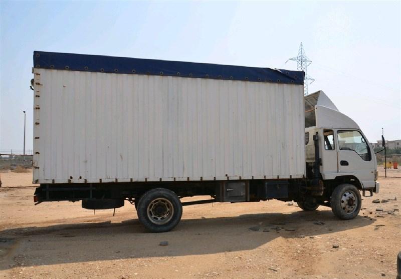 بوشهر| 6.5 میلیارد ریال کالای قاچاق از کامیون حامل گچ ساختمانی در دشتستان کشف شد