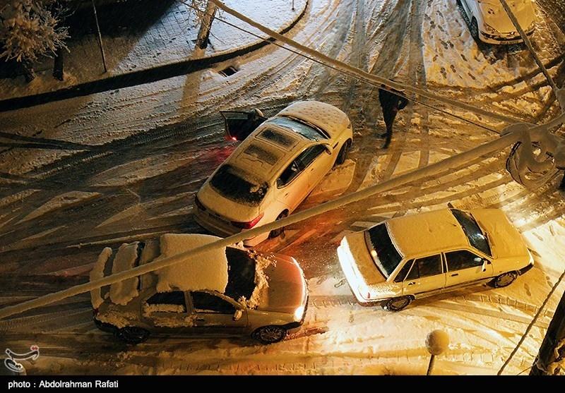 هشدار پلیس راهور: رانندگان امشب از محور فیروزکوه تردد نکنند