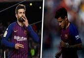 فوتبال جهان| پیکه: کوتینیو باید «هو» شدن از سوی هواداران بارسا را بپذیرد