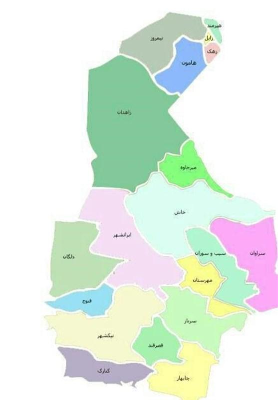 تقسیم سیستان و بلوچستان  مخالفان: هویت به خطر میافتد؛ موافقان: توسعه میآورد