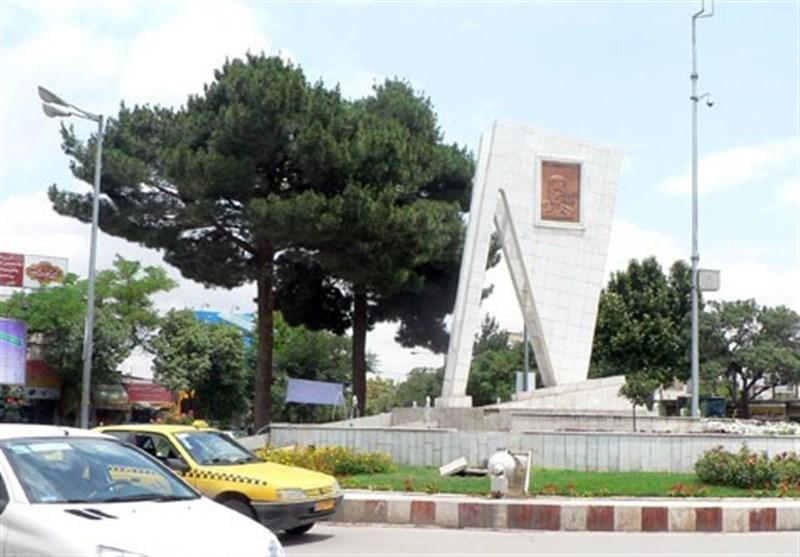 طرحهای ناموفق شهرداری روی میز شورای ترافیک؛ میدان کارگر بجنورد همچنان «میدان» میماند