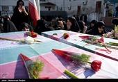 جزییات تشییع پیکر هشت شهید گمنام در مازندران اعلام شد