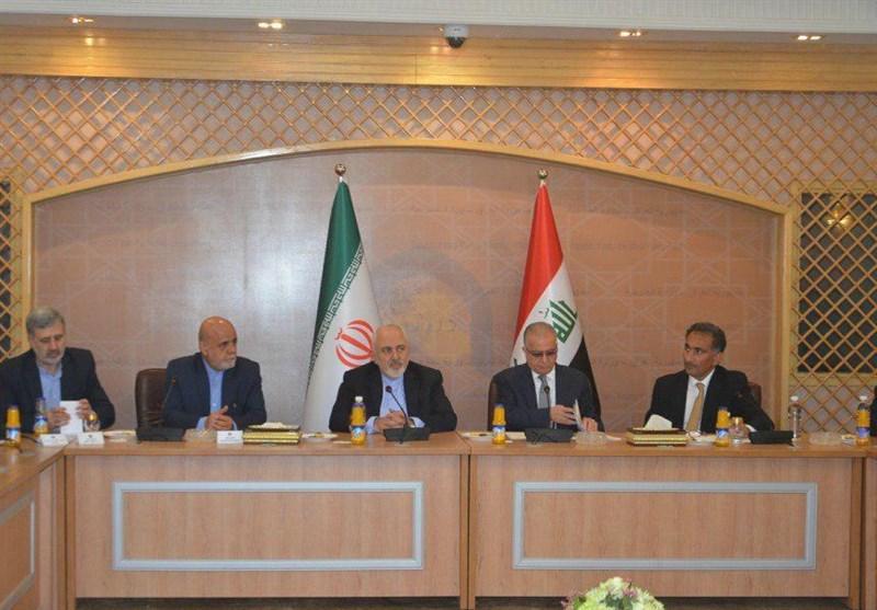 Zarif: Iran-Iraq Bonds Benefit Region