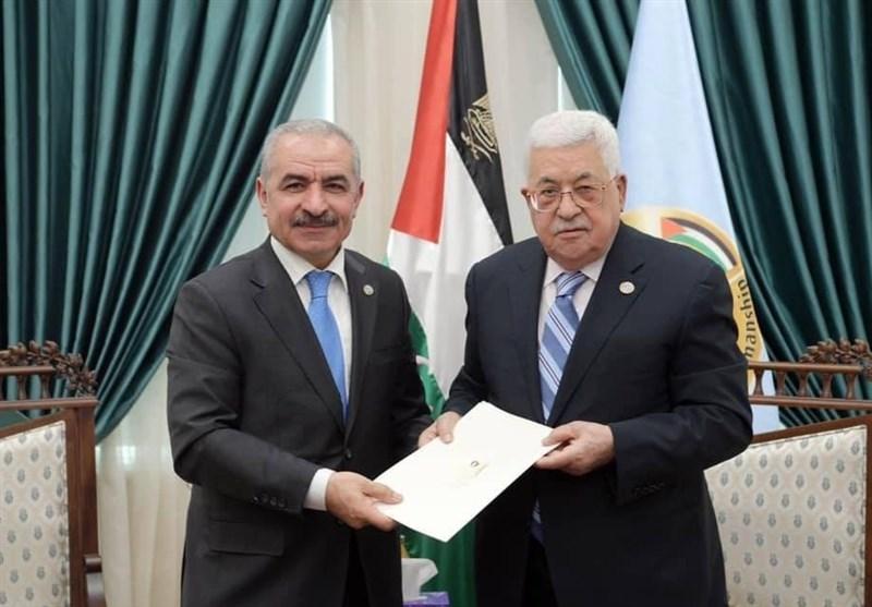 """""""اشتیه"""" نخست وزیر تشکیلات خودگردان فلسطین شد"""
