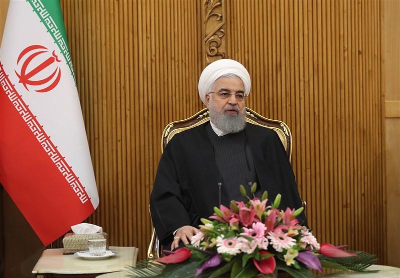 روحانی در مهرآباد: در کنار مردم عراق هستیم/ مبادلات اقتصادی دو کشور به 20 میلیارد دلار برسد