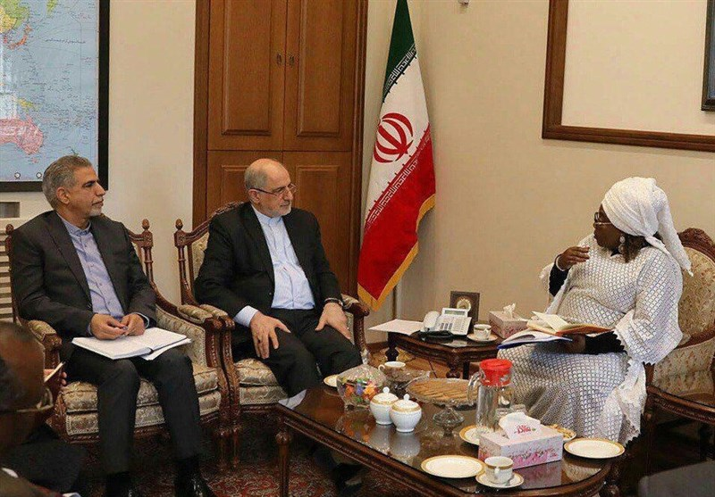 African Union Eager to Broaden Ties with Iran