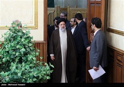 حجت الاسلام سید ابراهیم رئیسی رییس جدید قوهقضاییه