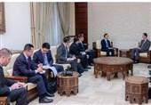 بشار اسد خطاب به مقام چینی: جنگ با تروریسم در سوریه بخشی از جنگی وسیع در صحنه جهانی است