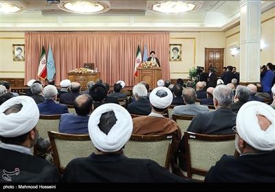 سخنرانی حجت الاسلام سید ابراهیم رئیسی رییس جدید قوهقضاییه