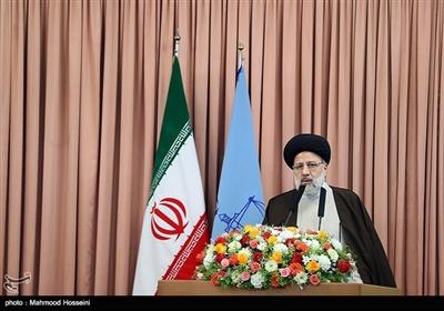 سخنرانی حجتالاسلام سیدابراهیم رئیسی رییس جدید قوهقضاییه