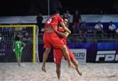بازیهای جهانی ساحلی| صعود ساحلیبازان ایران به نیمه نهایی با برتری مقابل پاراگوئه