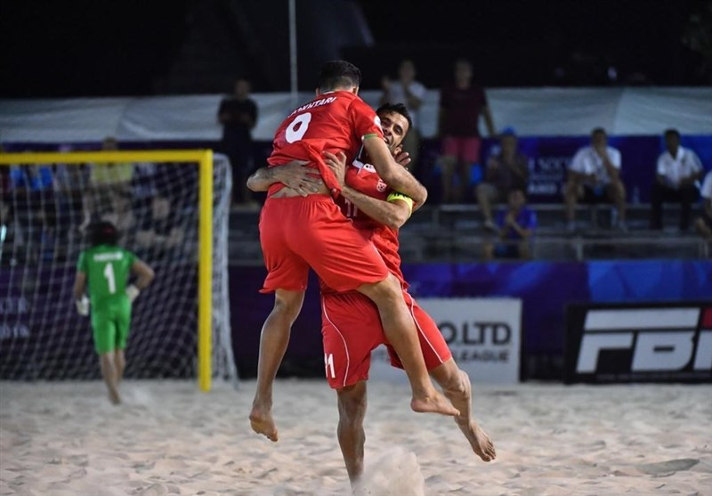 Iran Defends Title at Intercontinental Beach Soccer Cup