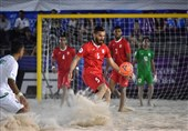 Iran Beach Soccer Unchanged in World Ranking