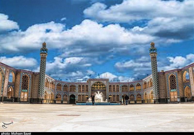 امامزاده هلال بن علی(ع) آران و بیدگل در آستانه نوروز+تصاویر