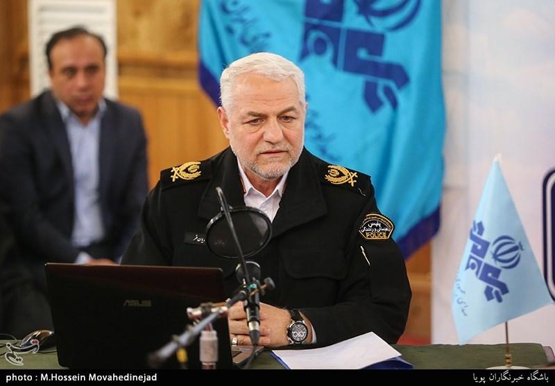 سردار هادیانفر: جدایی پلیس راه تهران بزرگ از بخش تهران تصویب شد/شناسایی 1858 نقطه حادثهخیز در راههای کشور