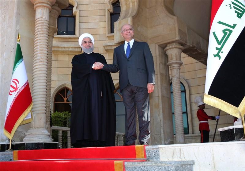 سفر راهبردی روحانی به عراق؛ از احیای توافقنامه الجزایر پس از 43 سال تا رایگان شدن ویزا