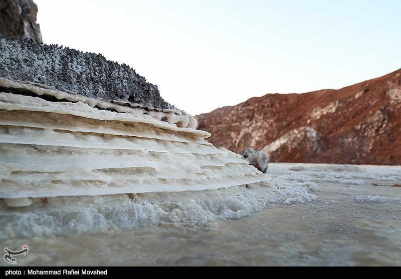 Wonderful Toghrud Salt Dome in Central Iran - Tourism news