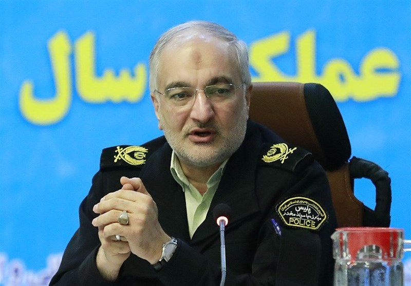364 Tons of Illicit Drugs Seized in Iran in 7 Months: Official
