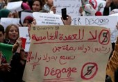 الجزایر در گرداب تظاهرات و اعتصابات