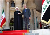 President Rouhani Hails Iraq's Role in Regional Security