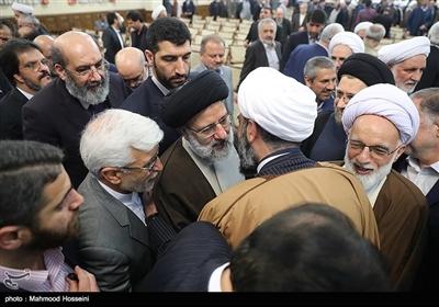 حجتالاسلام سیدابراهیم رئیسی رییس جدید قوهقضاییه