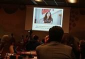 حضور سران منافقین در پنل سخنرانی اعضای جریان گولن در نشست حقوق بشر ژنو+عکس