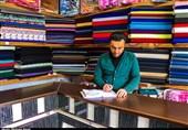 رکود 70 درصدی پارچه در بازار نوروزی کاشان