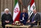 روحانی در دیدار صالح: استفاده از پولهای ملی ما را از ارزهای خارجی بی نیاز میکند