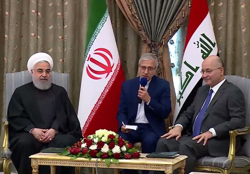 Iran Resolved to Broaden Ties with Iraq: Rouhani