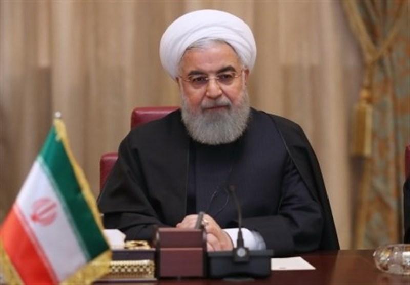 روحانی: ریشه مشکلات در منطقه صهیونیسم است