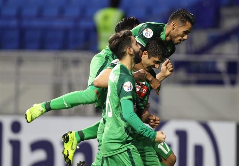 لیگ قهرمانان آسیا| برتری پرگل شاگردان منصوریان در امارات/ صدرنشینی موقت ذوبآهن با شکست الوصل