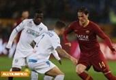 فوتبال جهان| پیروزی رم در اولین حضور رانیری
