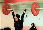 اصفهان  آغاز رقابت 181 ورزشکار در مسابقات وزنهبرداری قهرمانی بانوان کشور