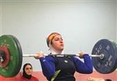 دعوت از 6 وزنهبردار به اردوی تیم ملی بانوان