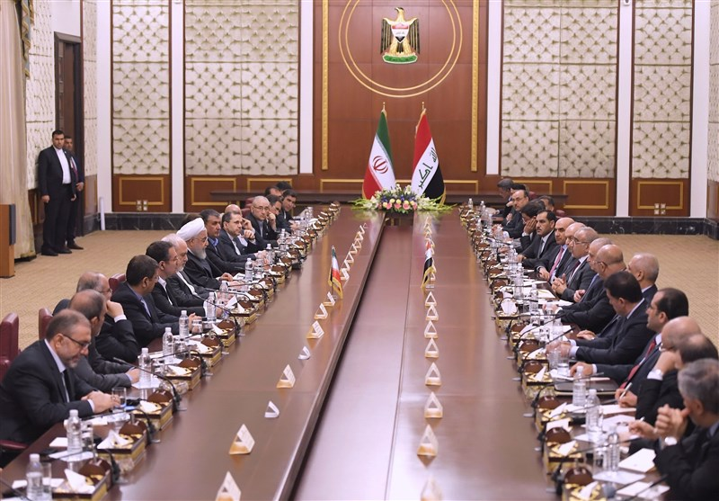 روحانی: امنیت منطقه بدون ثبات ایران و عراق امکانپذیر نیست