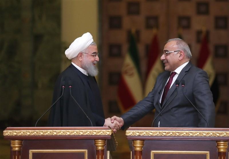 ایران و عراق متحدتر از همیشه/ سفر روحانی به عراق، پاسخ منفی بغداد به خودخواهی آمریکاست