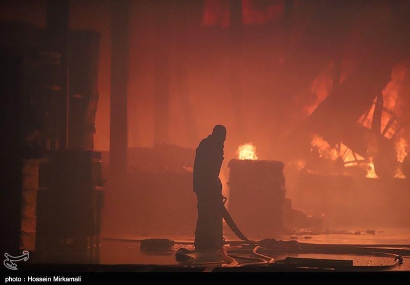 تهران| انفجار شدید در خانه 3 طبقه با یک کشته و 2 مجروح