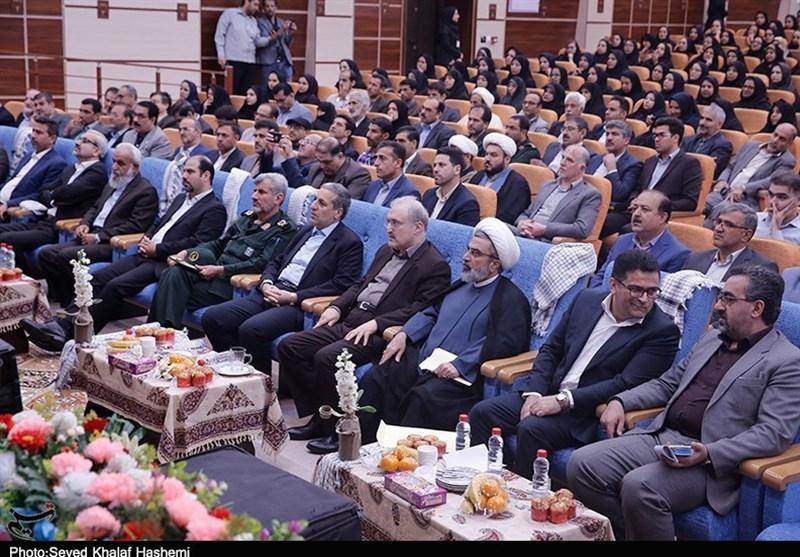 کنگره شهدای وزات بهداشت در بوشهر به روایت تصویر