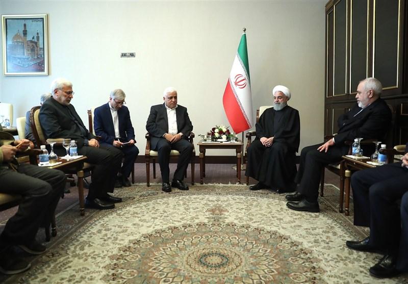 Iran's President Lauds Hashd Al-Shaabi's Role in Iraq