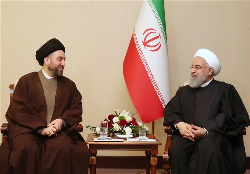 روحانی: ایران و عراق میتوانند نقش تأثیرگذاری در منطقه ایفا کنند