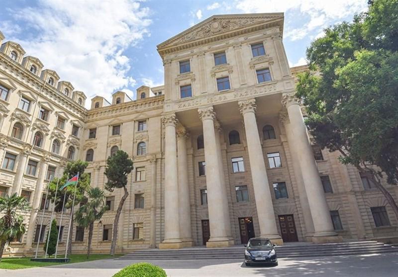 جمهوری آذربایجان سفیر فرانسه در باکو را احضار کرد