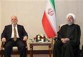 Iranian President Meets Ex-Iraqi Premiers
