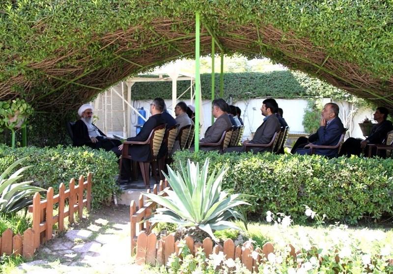 توسعه فضای سبز در نقاط آلاینده استان بوشهر پیگیری شود