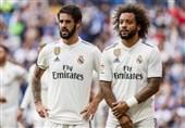 فوتبال جهان| تلاش زودهنگام ایسکو و مارسلو برای جلب نظر زیدان: تمرین در روز تعطیل!